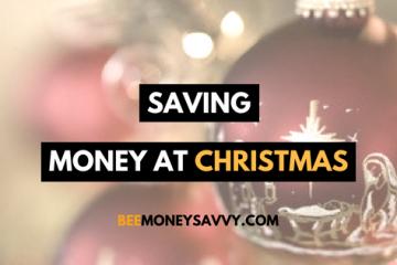 Save money at christmas