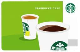 Starbucks loyalty scheme