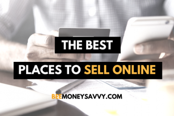 Best PLaces to sell online