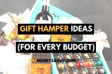 budget gift hampers