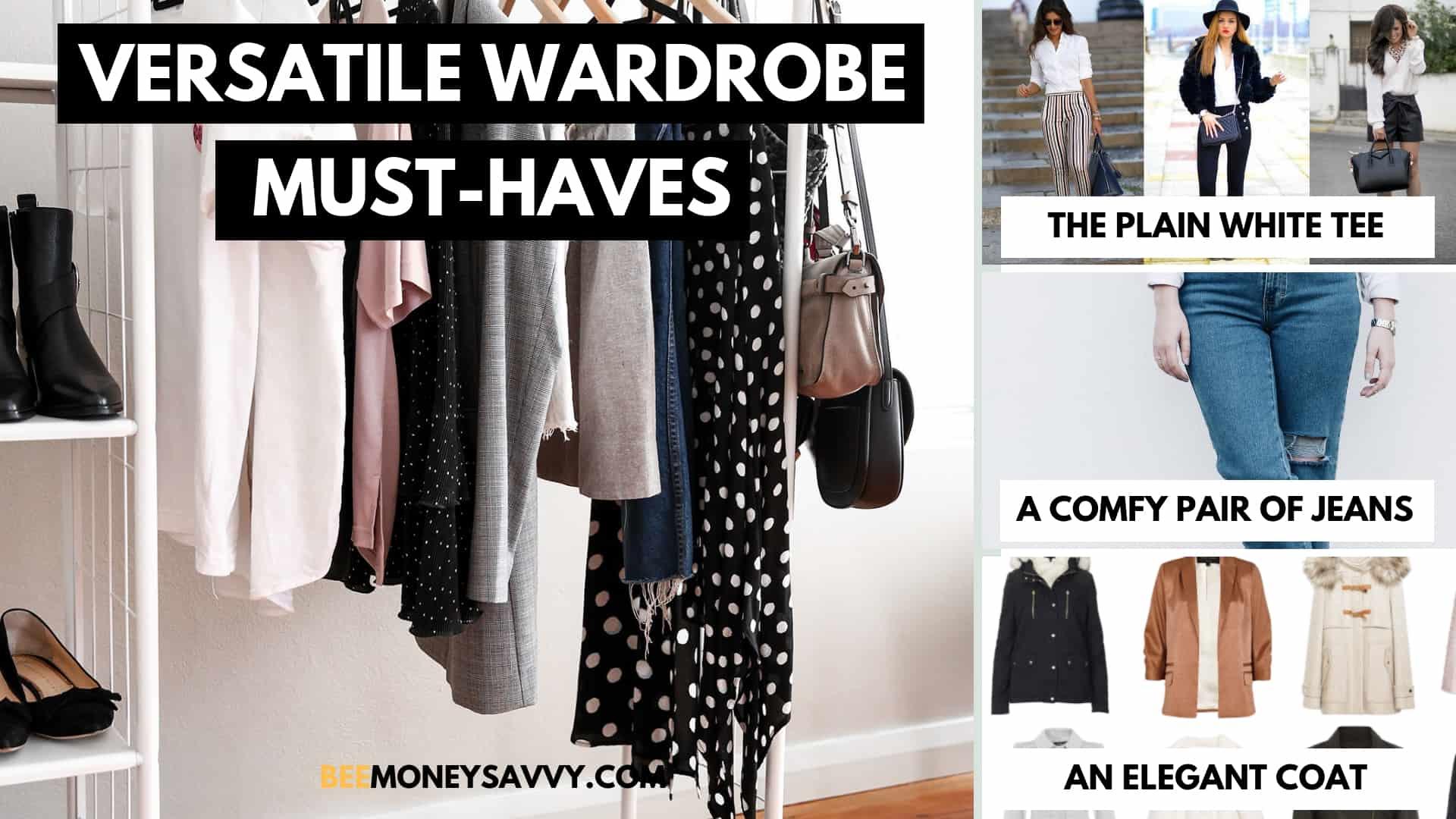 Autumn Wardrobe must-haves