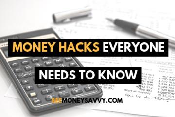 useful money hacks