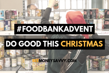 #FoodbankAdvent